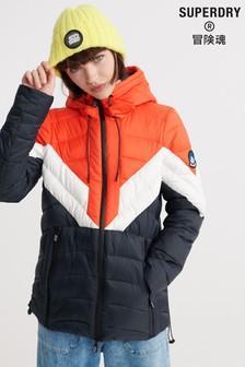 Superdry Colourblock Eclipse Jacket