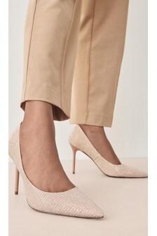 Sparkle Point Court Shoes