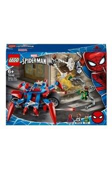 LEGO® Super Heroes Marvel® Spider-Man™ vs. Doc Ock Set 76148