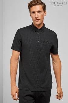 Ted Baker Hughes Textured Poloshirt