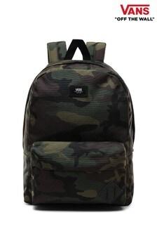 Vans Camo Old Skool Backpack