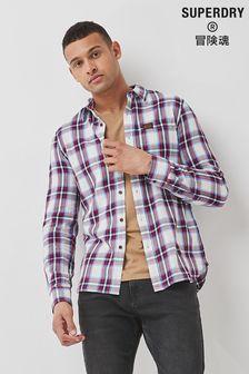 Superdry Workwear Check Shirt