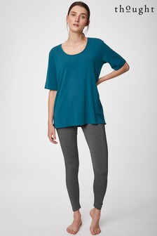 Thought Grey Bamboo Base Layer Leggings