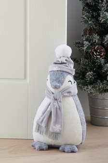 Singing Penguin Doorstop