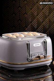 DAEWOO Astoria 4 Slot Toaster