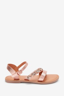 Shell Sandals
