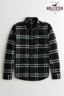 Hollister Check Flannel Shirt