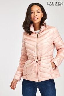 Lauren Ralph Lauren® Pink Luxe Packaway Padded Jacket