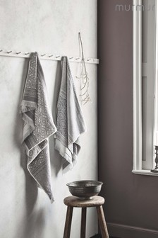 Murmur Ella Fringed Cotton Towel