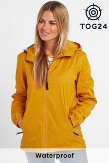 Tog 24 Womens Yellow Craven Waterproof Jacket