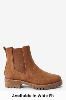 Ladies Leather \u0026 Heeled Boots