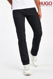 HUGO 708 Black Jeans
