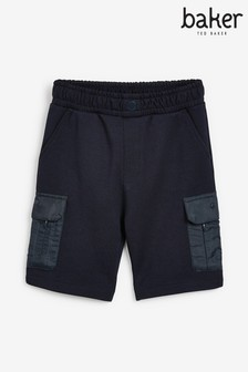 Baker by Ted Baker Khaki Cargo Shorts