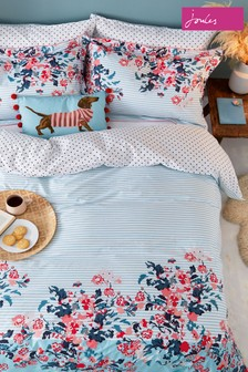Joules Falmouth Floral Pillowcases