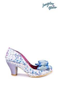 Irregular Choice Blue Ban Joe Medium Heel Shoes