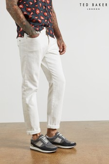 Ted Baker Pace Ecru Jeans