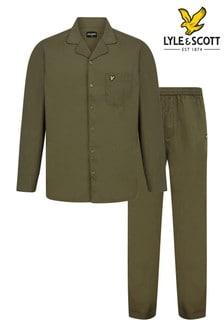 Lyle & Scott Classic Cotton Pyjama Set