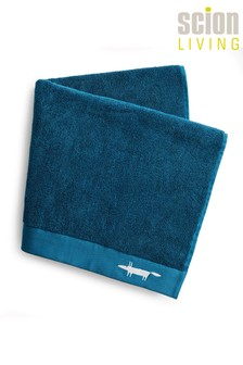 Scion Mr Fox Towels