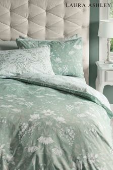 Laura Ashley Parterre Duvet Cover And Pillowcase Set