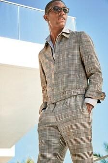 Blouson Suit: Jacket