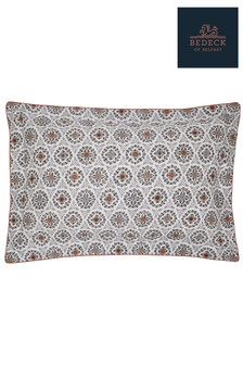 Bedeck of Belfast Alani Geo Cotton Oxford Pillowcase