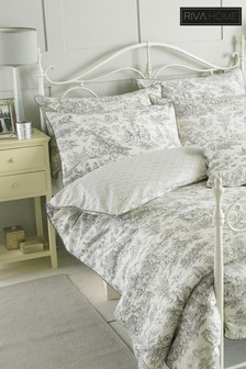 Canterbury Tales Duvet Cover And Pillowcase Set by Riva Home