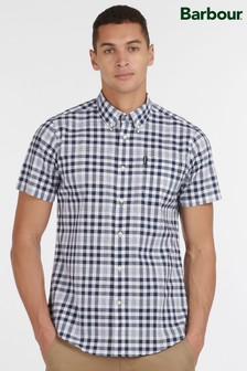 Barbour® Short Sleeve Gingham Check Shirt