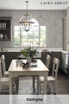 Laura Ashley Elderwood Wallpaper Sample