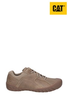 CAT® Lifestyle Brown Haycox Lace-Up Shoes