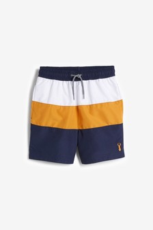 Stripe Swim Shorts (3-16yrs)