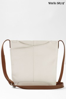 White Stuff White Mini Issy Envelope Crossbody Bag