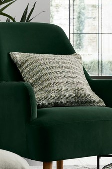 Tweedy Weave Cushion