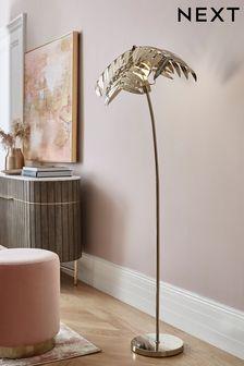 Gold Aruba Floor Lamp