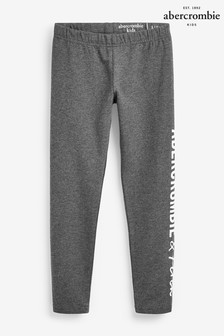 Abercrombie & Fitch Grey Leggings