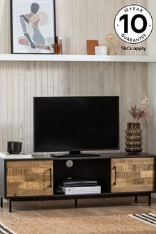 Jefferson Compact Wide TV Stand