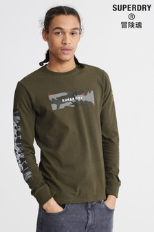 Superdry Chromatic Long Sleeve Top
