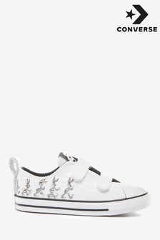 Converse Bugs Bunny Chuck Ox Infant Trainers