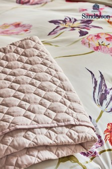 Sanderson Home Tulipomania Throw