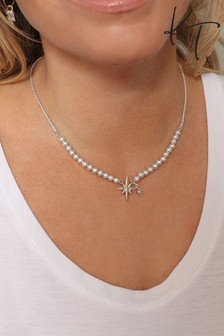 Kate Thornton North Star Friendship Necklace