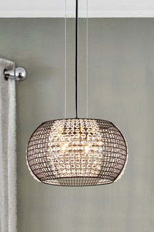 Parker 4 Light Pendant