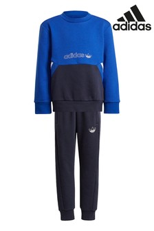 adidas Originals Little Kids Colorado Crew And Jogger Set