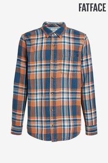 FatFace Apricot Tyne Check Shirt