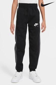Nike Older Boys Khaki Air Joggers