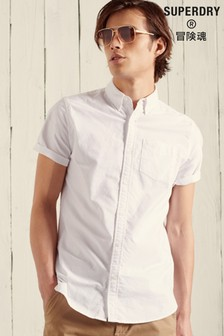 Superdry Short Sleeve Classic Oxford Shirt