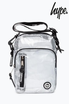 Hype. Transparent Roadman Bag