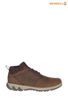 Merrell® Brown All Out Blaze Fusion Leather Chukka Boots