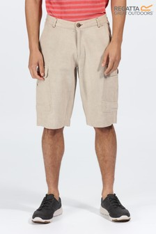 Regatta Cream Shore Coast Shorts