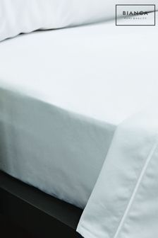 Luxury 800 Thread Count Cotton Sateen Fitted Sheet by Bianca