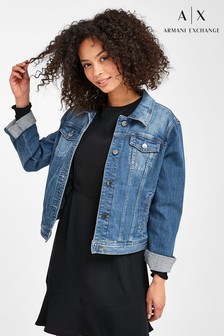 Armani Exchange Denim Jacket