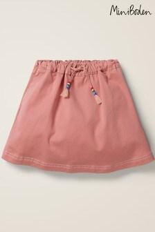 Boden Pink Utility Skirt